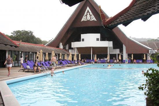 Club Med Phuket : Pool View