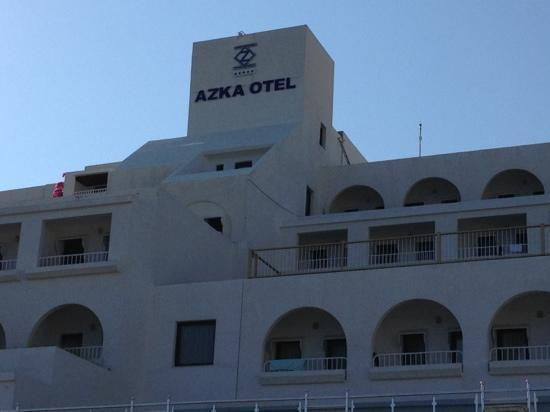 Azka Otel : l'hotel