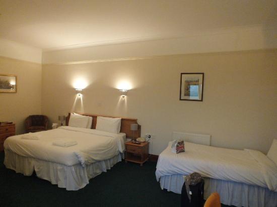 Bowood Park Hotel & Golf Club: la camera