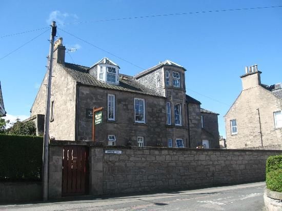 Hay Lodge: La maison
