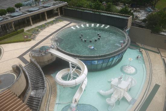 Tien Lai Resort & Spa : 超大18度C的SPA水世界