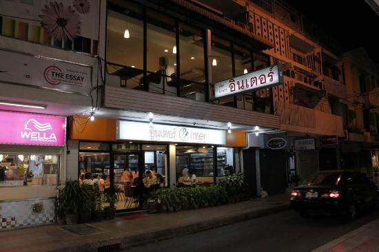 Photo of Thai Restaurant Inter (อินเตอร์) at 432/1-2 Siam Square Soi 9, Pathum Wan 10330, Thailand