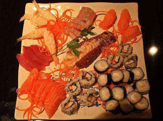 Pousada do Toque: RESTAURANTE TOQUE SUSHI