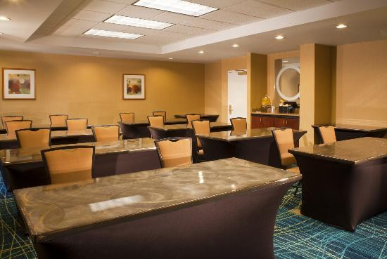 SpringHill Suites Atlanta Buford/Mall of Georgia: Meeting Room - Classroom Style