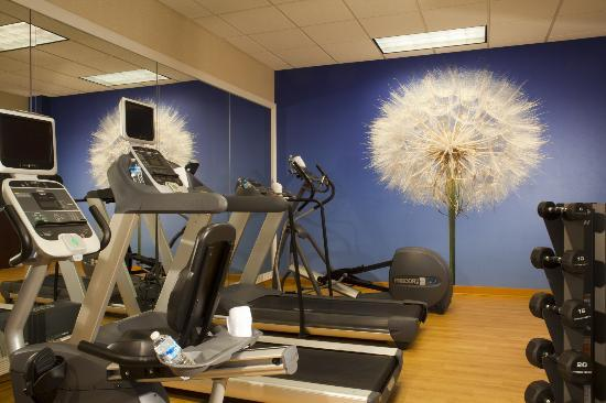 SpringHill Suites Atlanta Buford/Mall of Georgia: Fitness Center