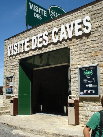 Societe des Caves Roquefort - Visite des Caves