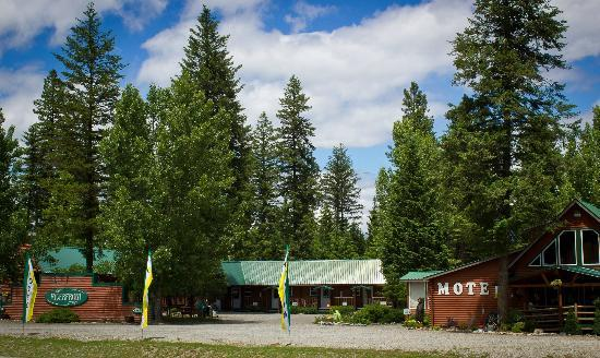 Riverfront Motel & RV Park: Motel