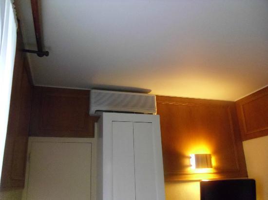 Hotel le Dauphin: Airco