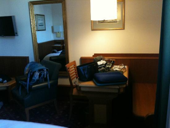 Platzl Hotel: Sitting nook