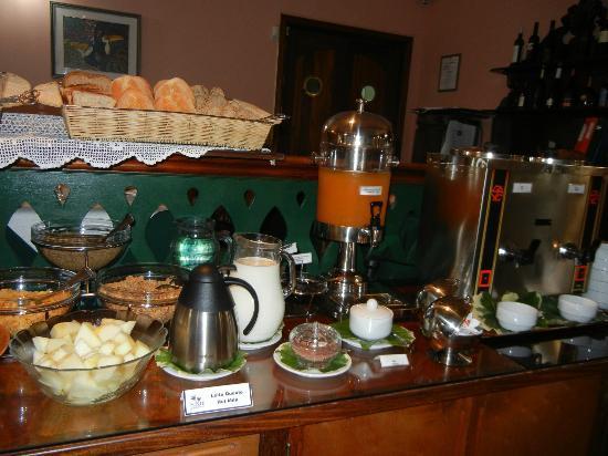 Hotel Aldeia da Fonte: Breakfast Buffet