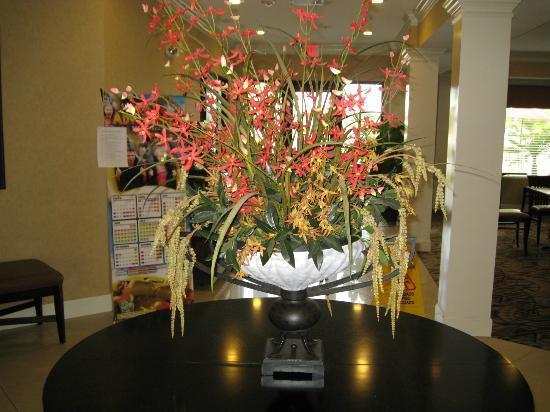 BEST WESTERN PLUS Valdosta Hotel & Suites: Reception