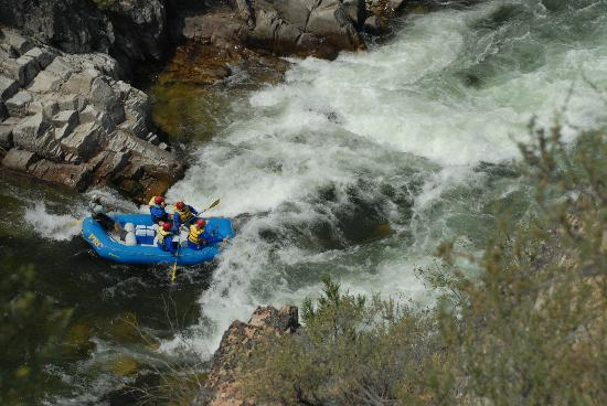 Payette River Company Day Trips: Great trip with the Payetter River Company!