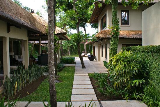 The Gangsa Private Villa by Kayumanis : Vue générale de la propriété...