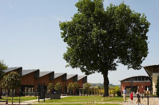 Leccio, Włochy: The Mall's garden