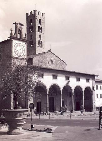 B&B di Benedetta Bianchi: Basilica d'Impruneta a 50 mt , B&B Church mt 50