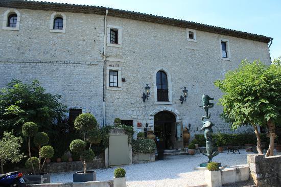 L'Abbaye Hotel : L'abbaye