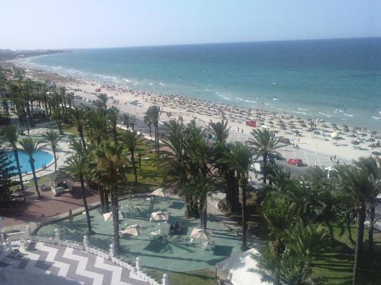 Hotel Elhana Beach: good