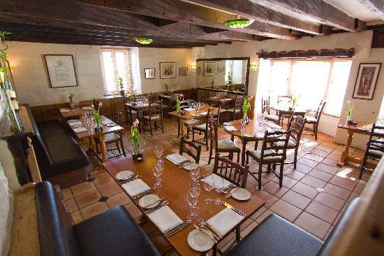 Kota Restaurant: Interior