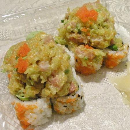 Asia Bay: Toro Crunchy Roll