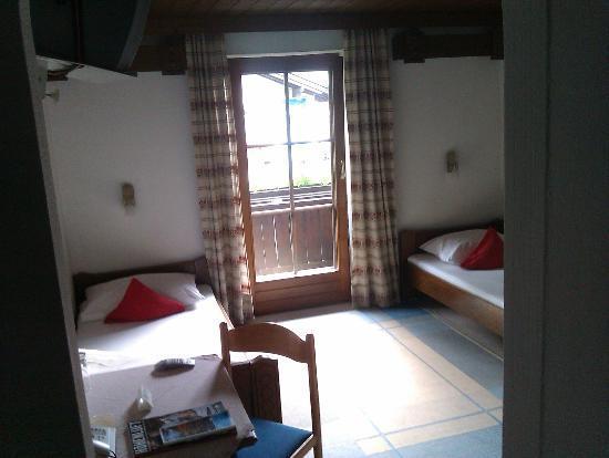 Hotel Pension Siegelerhof: Room