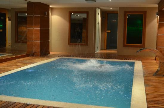 BEST WESTERN Antea Palace Hotel & Spa: The pool of the hotel