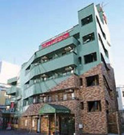 Hachioji Urban Hotel: 外観写真