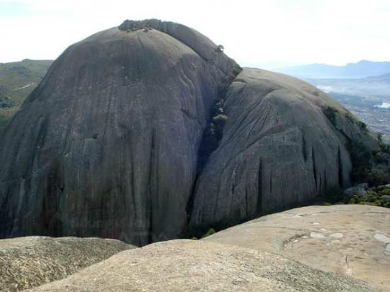 Paarl, Sydafrika: Gordon Rock