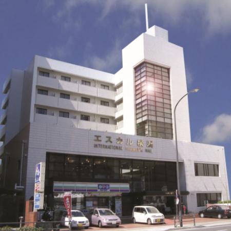 Escale Yokohama: 外観写真