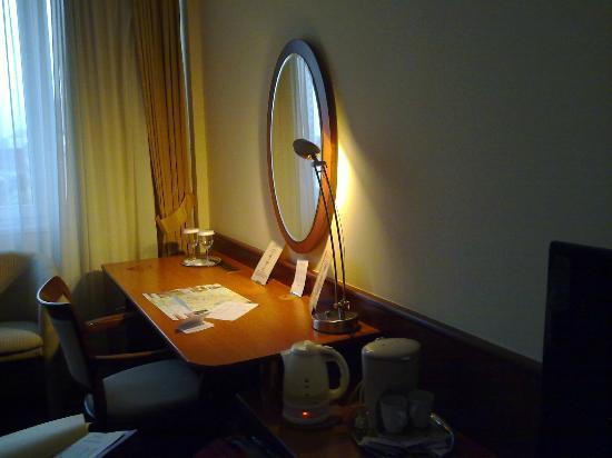 Apollo Hotel: habitacion