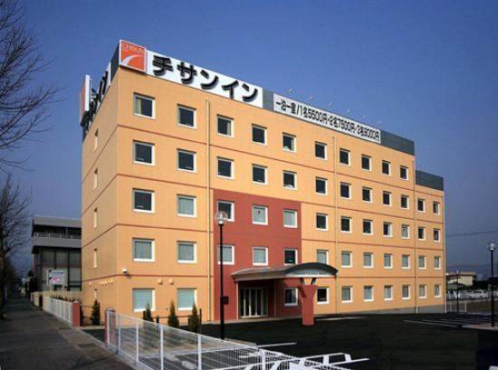 Chisun Inn Fukushima Nishi IC: 外観写真