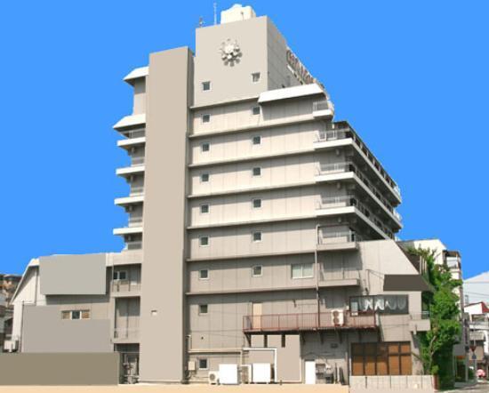 Kochi Prince Hotel Bekkan: 外観写真
