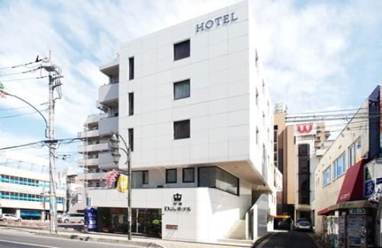 Asaka Daily Hotel : 外観写真