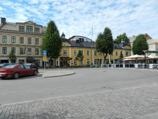 Behrn Hotell: Facciata hotel