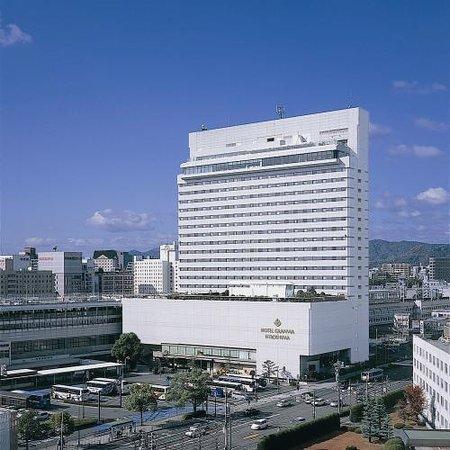 Hotel Granvia Hiroshima: ホテル外観