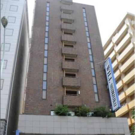 Residence Hotel Will Shinjuku : 外観写真
