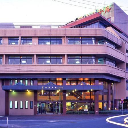 Fuji Hotel : 外観写真