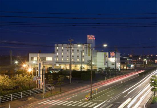 Komatsu Green Hotel: 外観写真
