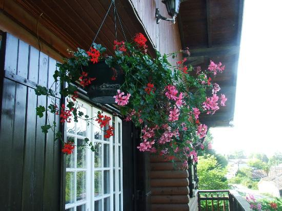Maoutens Chambres d'Hotes: Le balcon