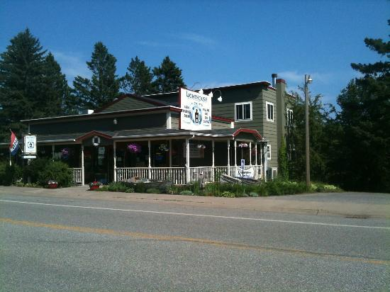 Lighthouse at Emily's: Located just 12 minutes north of Duluth on Scenic Hwy 61