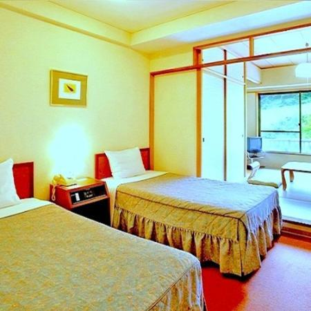 Muica Onsen Hotel : 施設内写真