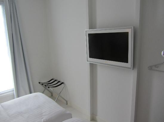 BLC Design Hotel: Flat Screen TV
