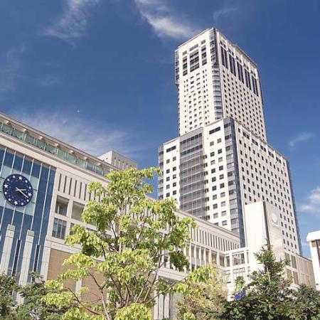 JR Tower Hotel Nikko Sapporo: 外観写真