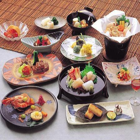 Fukuritei Ogawaya: 施設内写真