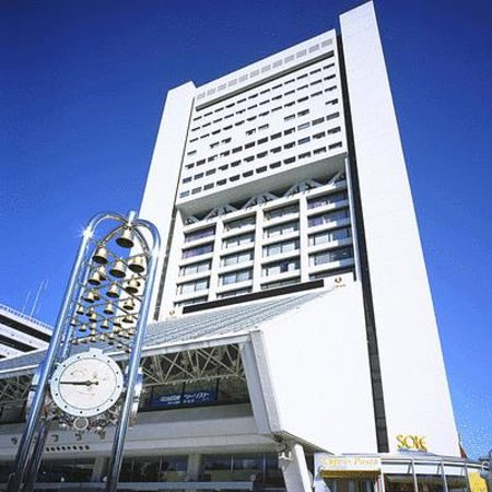Hotel Sapporo Sun Plaza: 外観写真