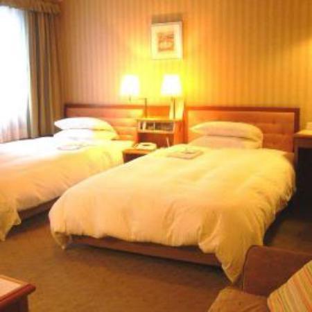 Hotel Crown Hills Sendai Aobadori: 施設内写真