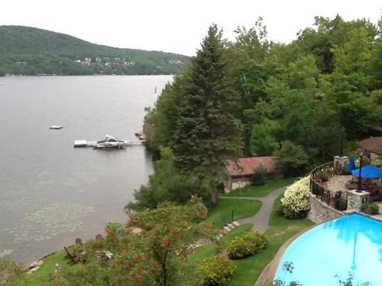hotel Quintessence, Montremblant, Quebec
