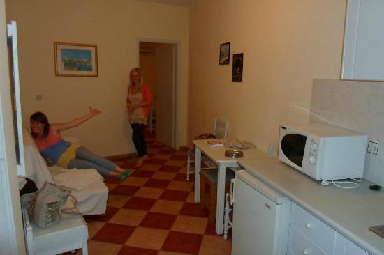 Argiri Hotel: our room