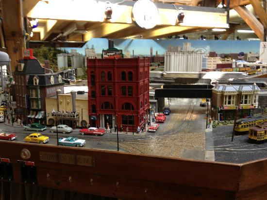 Twin City Model Railroad Museum: Model Railroad Museum
