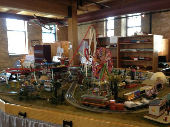 Twin City Model Railroad Museum: Carnival