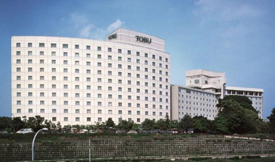 Narita Tobu Hotel Air Port: 外観写真